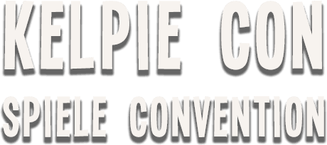 Kelpie-Con Spiele Convention